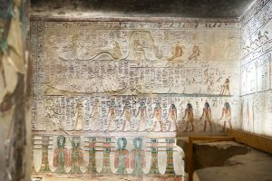 KV 1 - Tomb of Ramesses VII